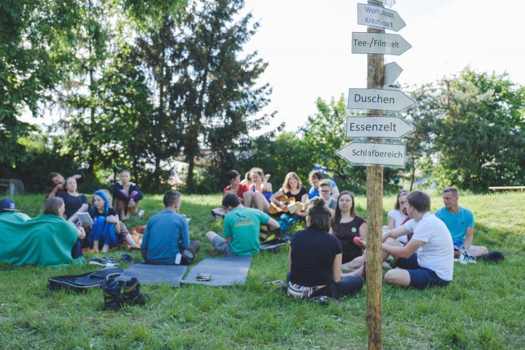 Bild Freizeit Jugendumweltfestival DO I7. NACHHALTIG als Online-Alternativ-Programm!