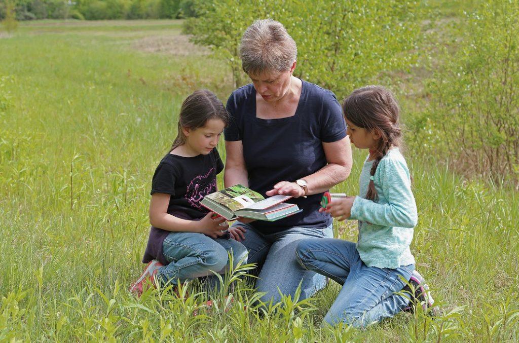 Bild Freizeit Infoabende Mit Kindern in die Natur